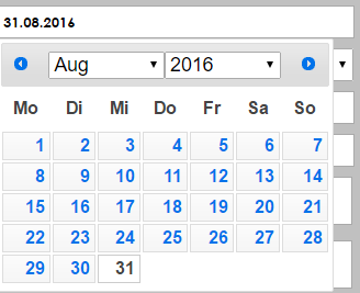 Jquery_Datepicker